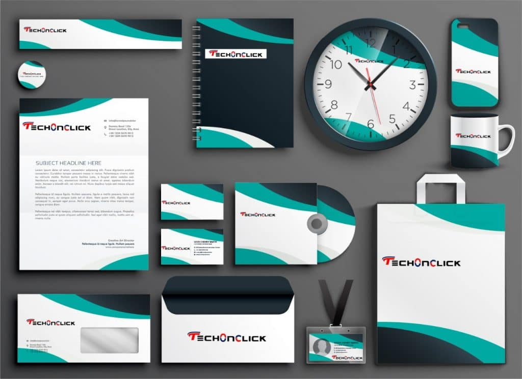 Corporate Branding design - wallclock wallpaper design - cd cover design - mug design - envelope design - id card design - cool envelope design -